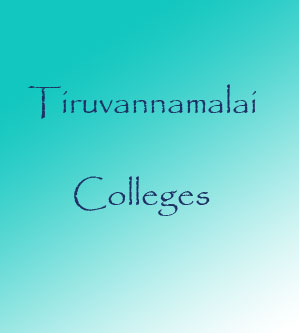 Tiruvannamalai Colleges List